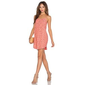 NBD Hypnotize Me Dress in pink